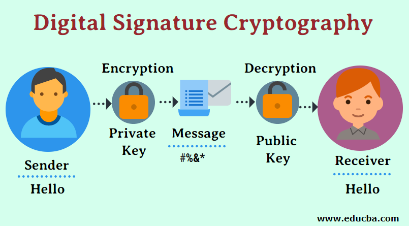Digital Signature Cryptography