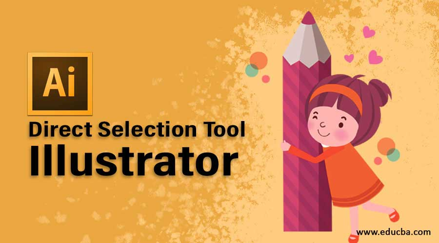 Direct Selection Tool Illustrator