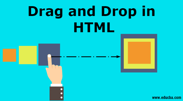 Drag and Drop in HTML