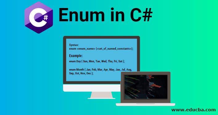 Enum in C#