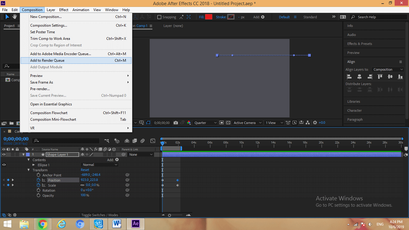 Exporting Animation
