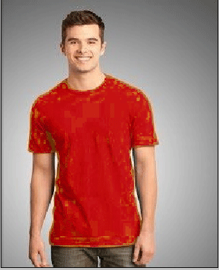 Final image (How to Change Shirt Color in Photoshop?)