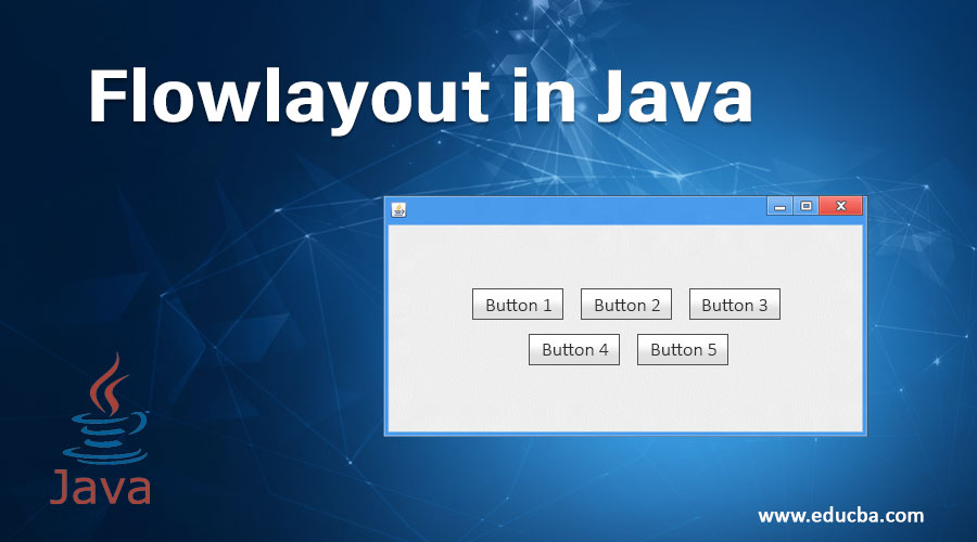 Flowlayout-in-Java