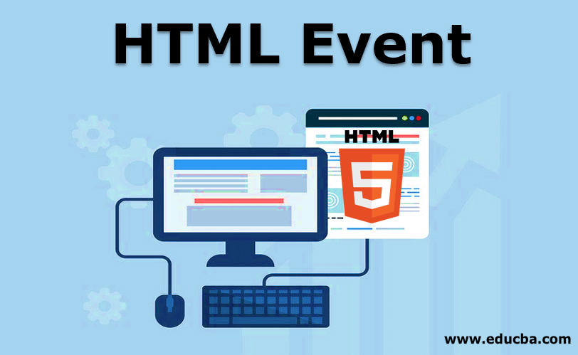 HTML Event