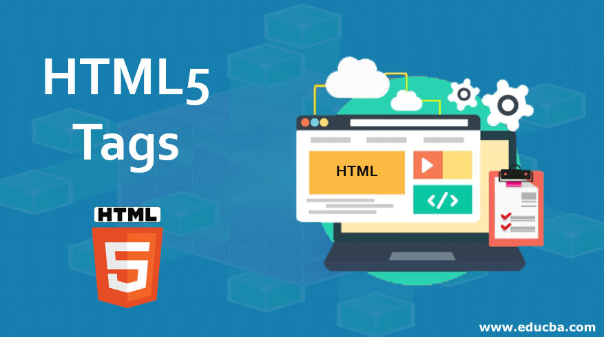 HTML5 Tags