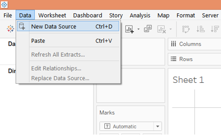 Hierarchy in Tableau 1