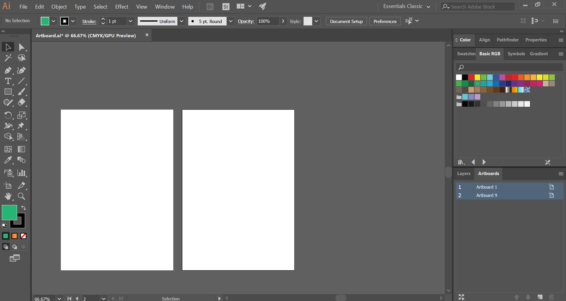 How to Change Artboard Size in Illustrator 1-9