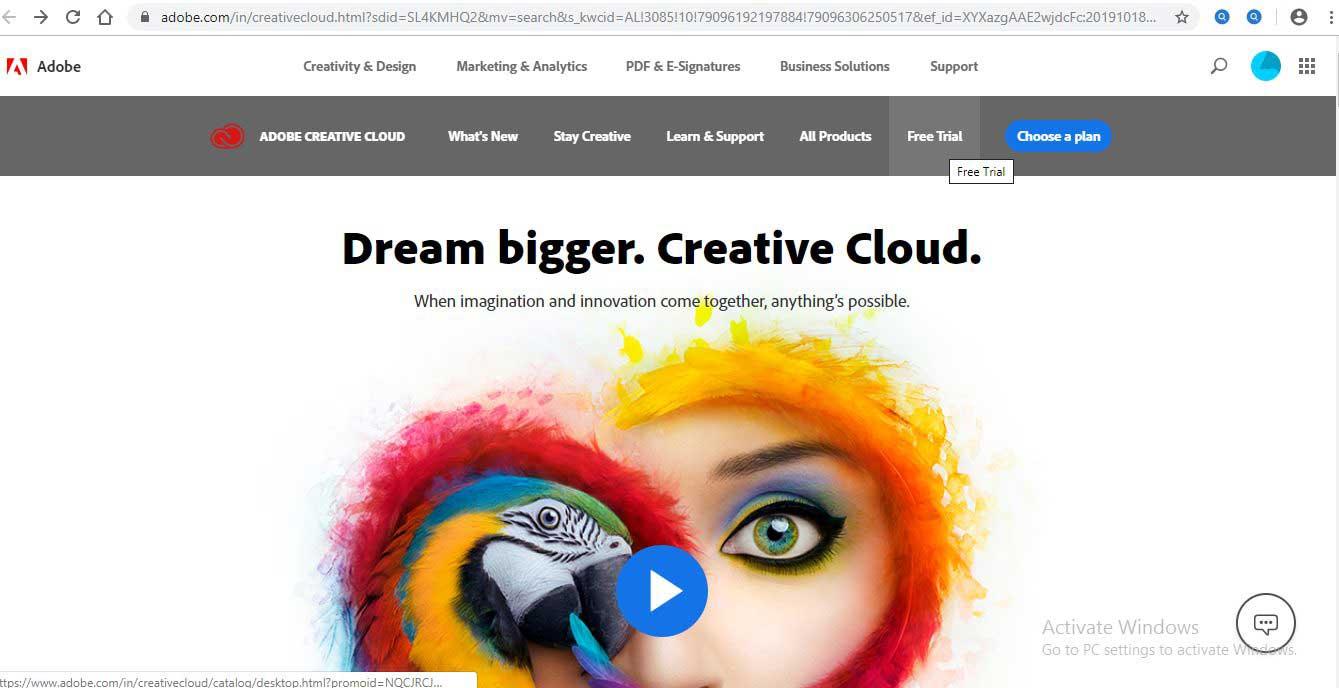 Install Adobe Premiere Pro 1-4