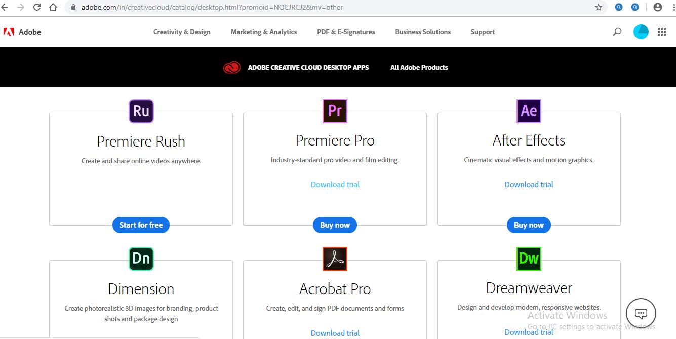 Install Adobe Premiere Pro 1-8