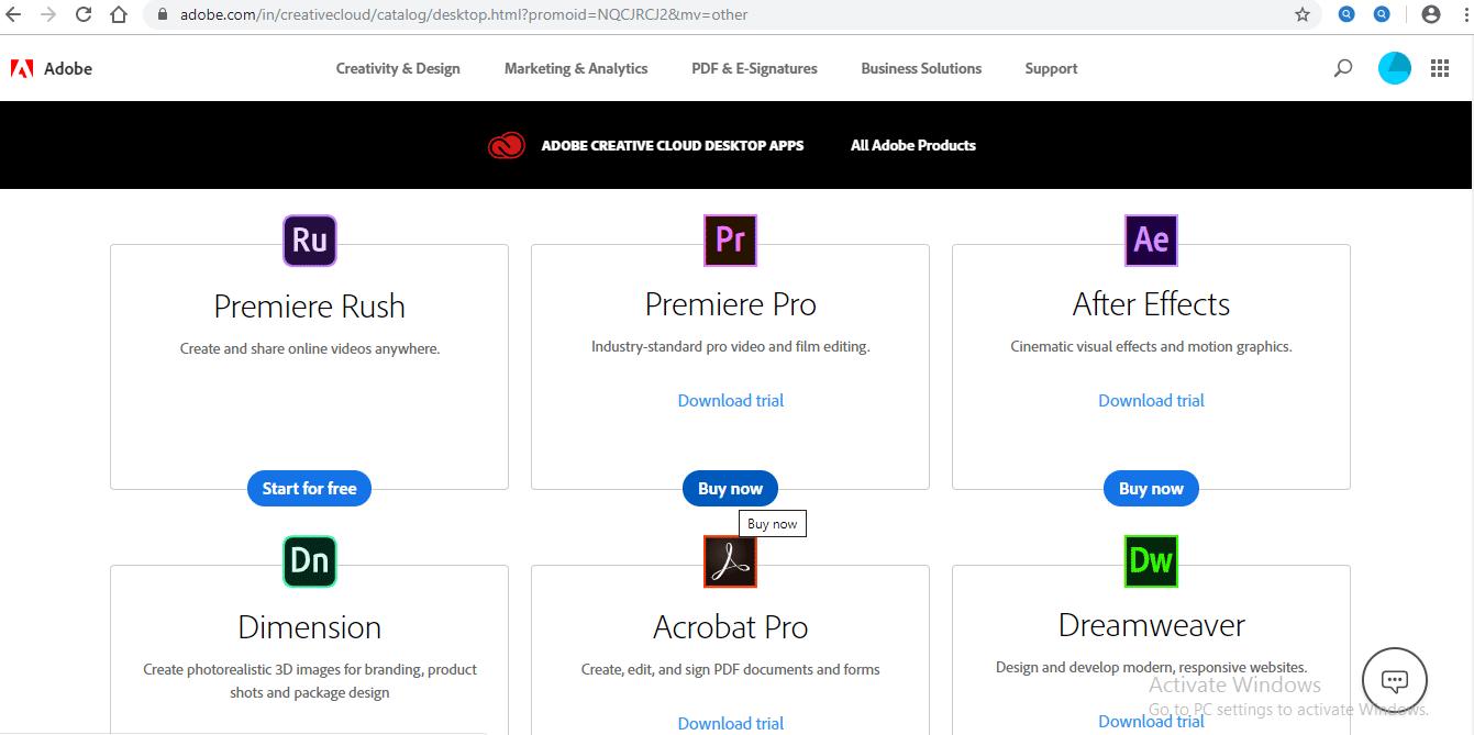 Install Adobe Premiere Pro 1-9