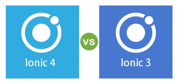 Ionic-4-vs-Ionic-3