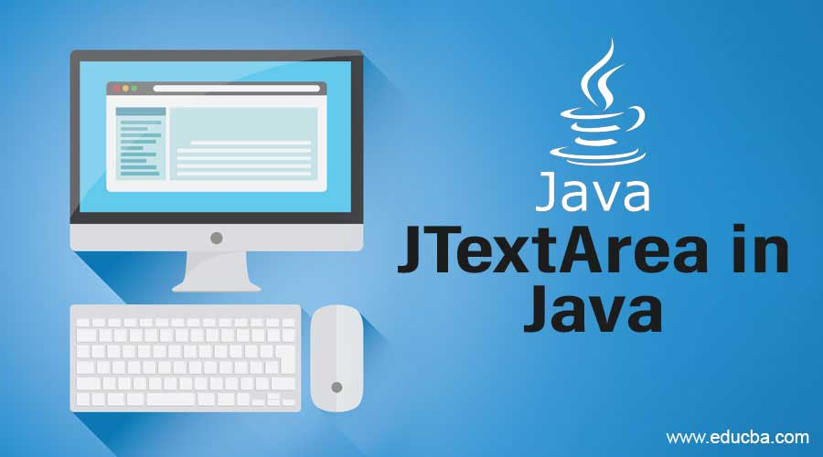 JTextArea in Java