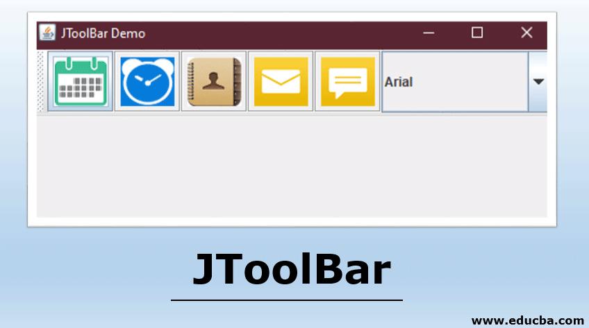 JToolBar