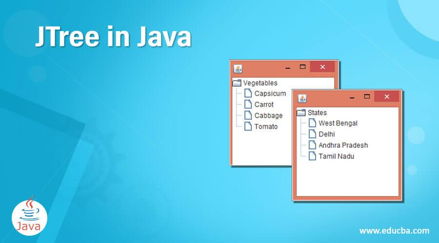 JTree in Java