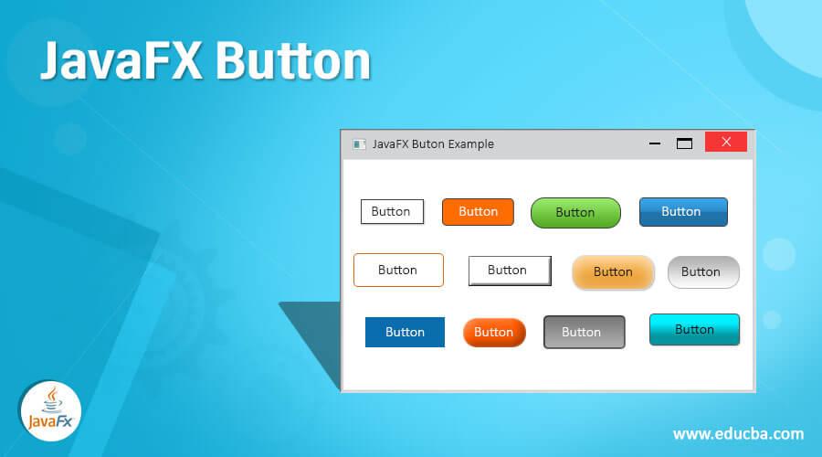 JavaFX Button