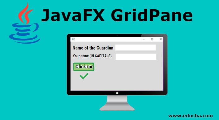 JavaFX GridPane