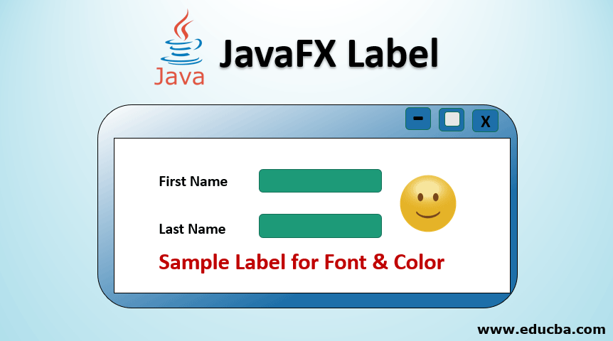 JavaFX Label