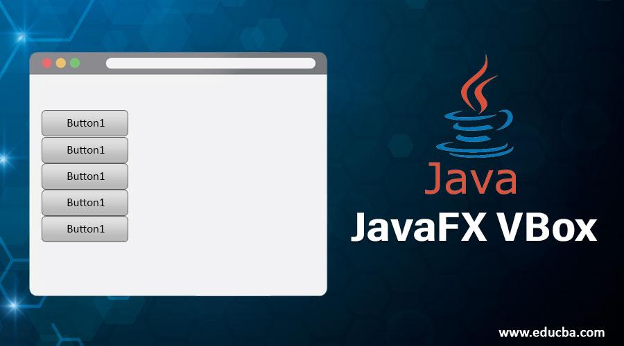 JavaFX VBox