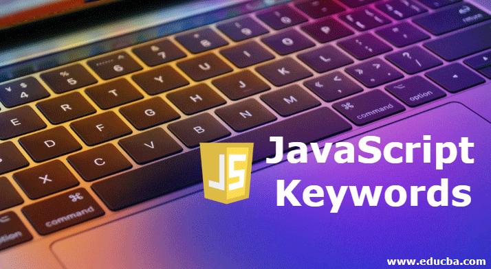 JavaScript Keywords