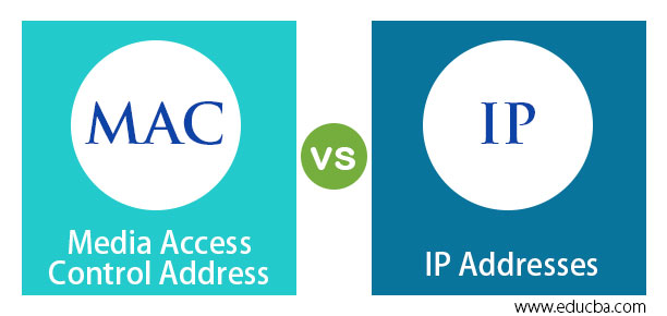 Mac vs IP Addresses