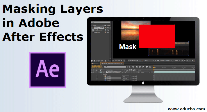 Masking Layers in Adobe After Effects
