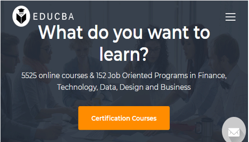 EDUCBA Online Certification
