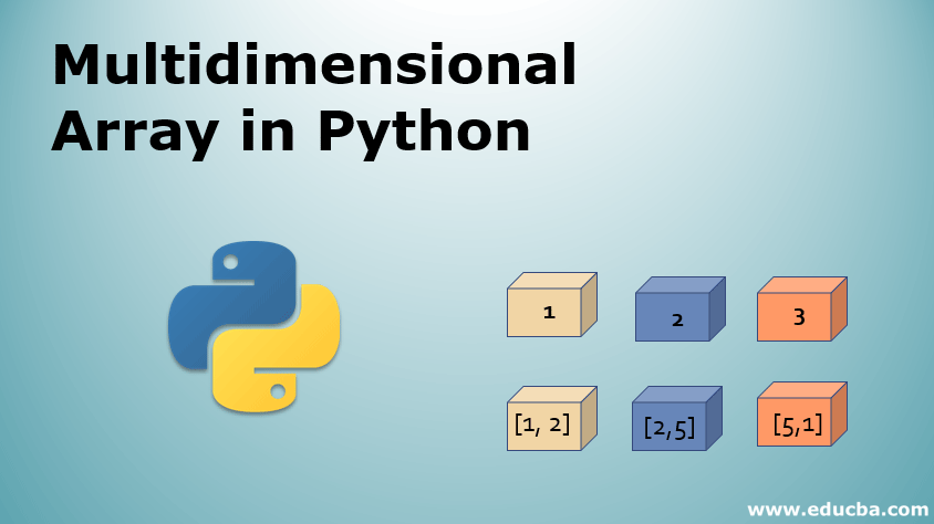 Multidimensional Array in Python