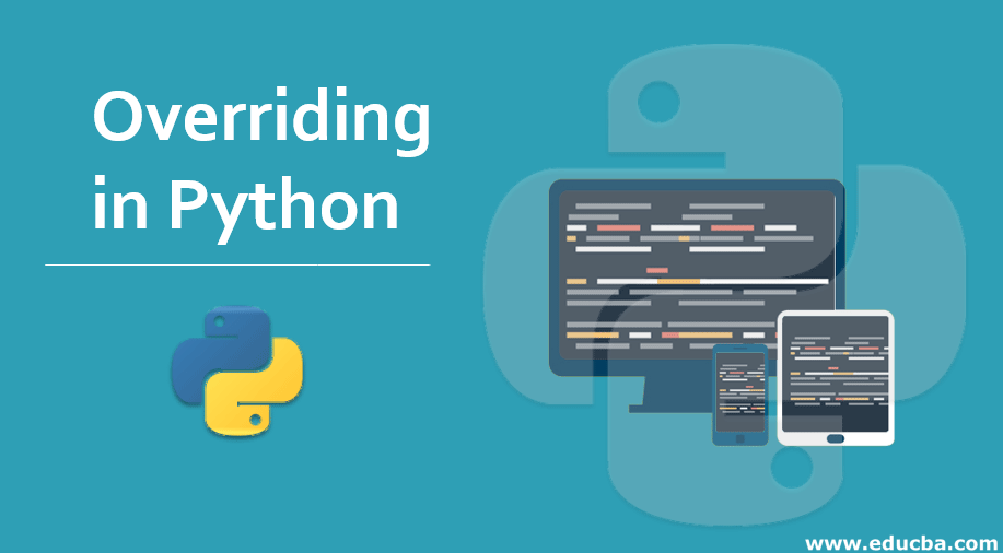 Overriding in Python
