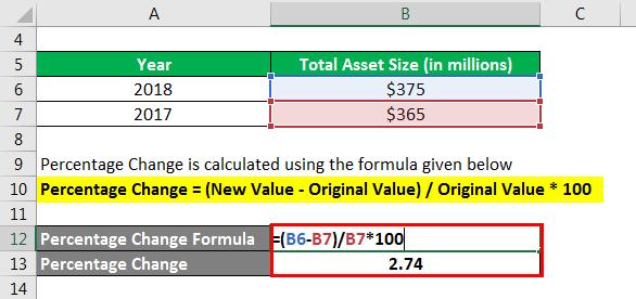 Percentage Change Formula-1.2