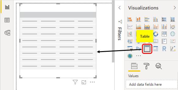 Power BI Dashboard Samples Example 1-6
