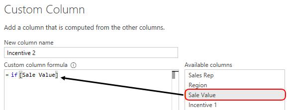Custom Column Formula Example 2-4