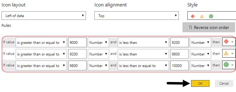 Power BI Icon Example 1-14