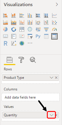 Power BI Icon Example 1-9
