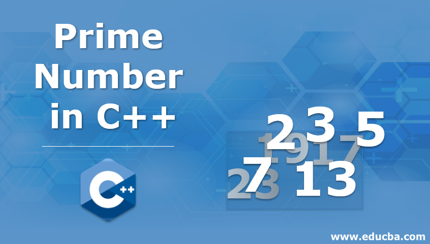 Prime Number in C++