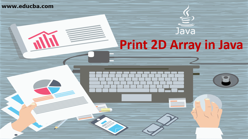 Print 2D Array in Java