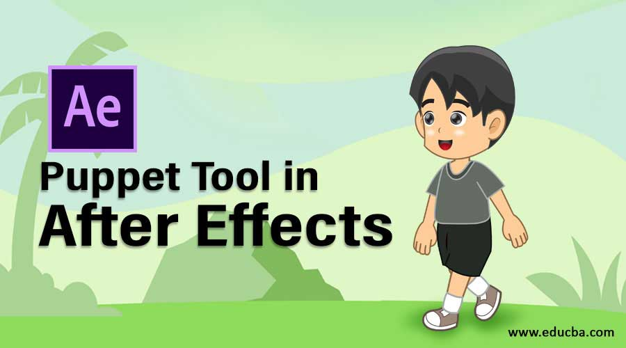 Puppet Tool in After Effects