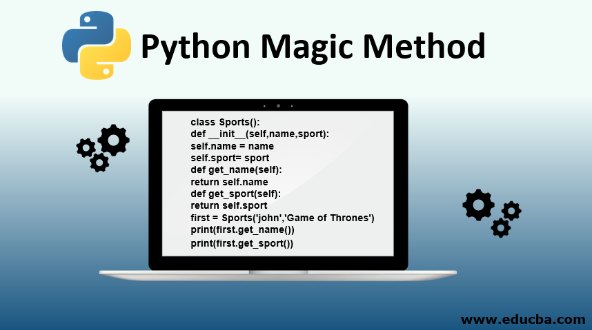 Python Magic Method