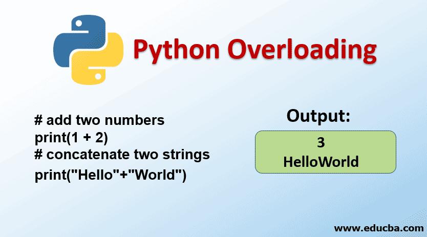Python Overloading