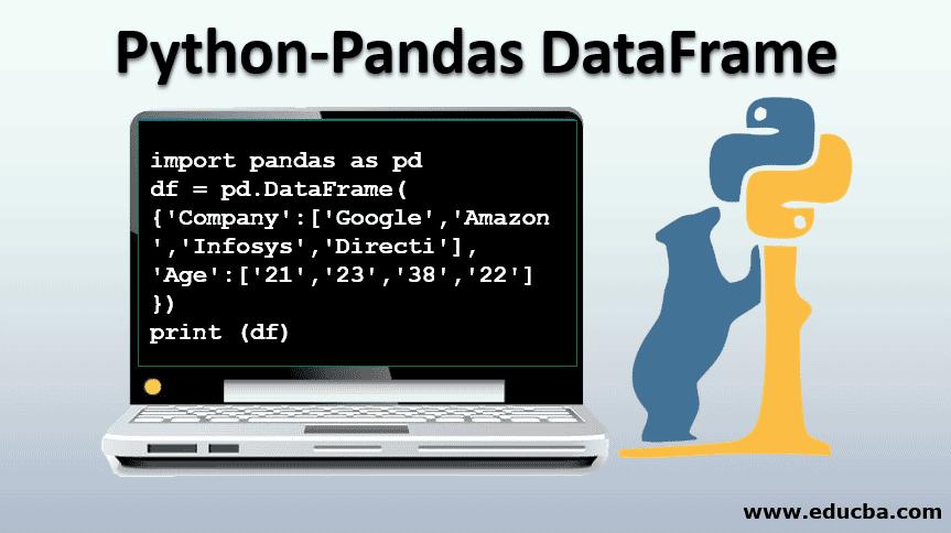 Python-Pandas DataFrame
