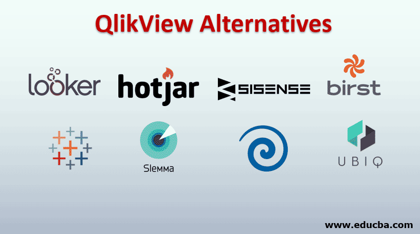 QlikView Alternatives
