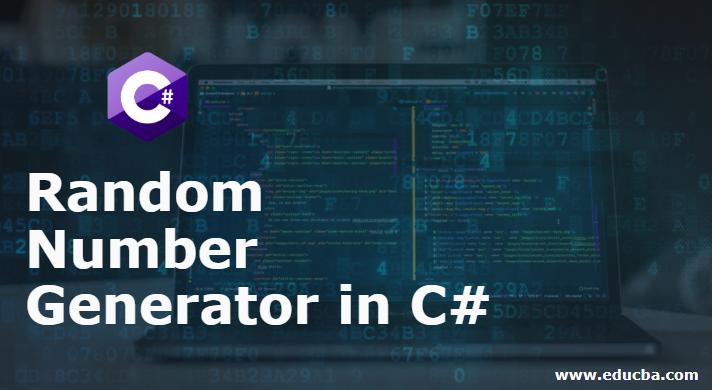 Random Number Generator in C#