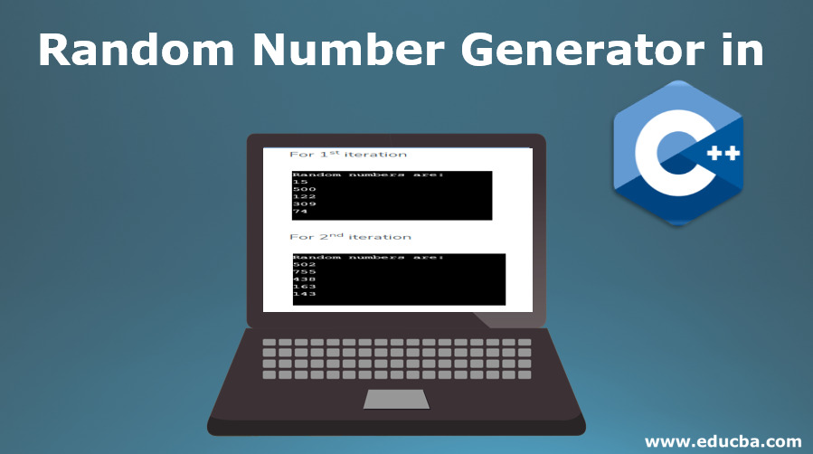 Random Number Generator in C++ | How to Generate Random Number?
