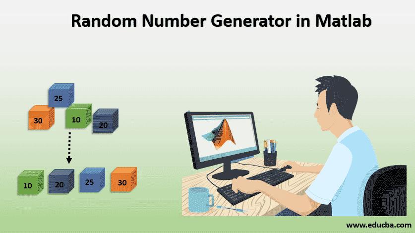 Random Number Generator in Matlab