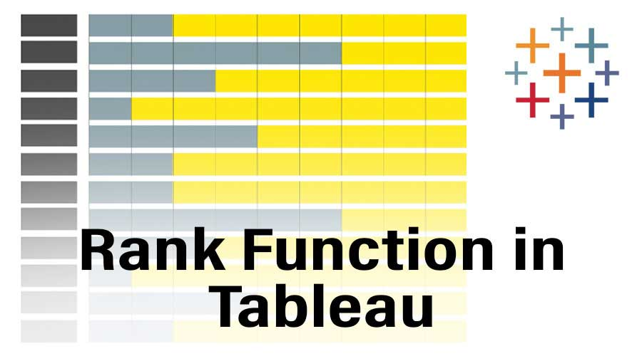 Rank Function in Tableau