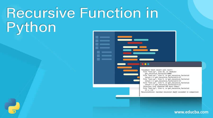 Recursive-Function-in-Python