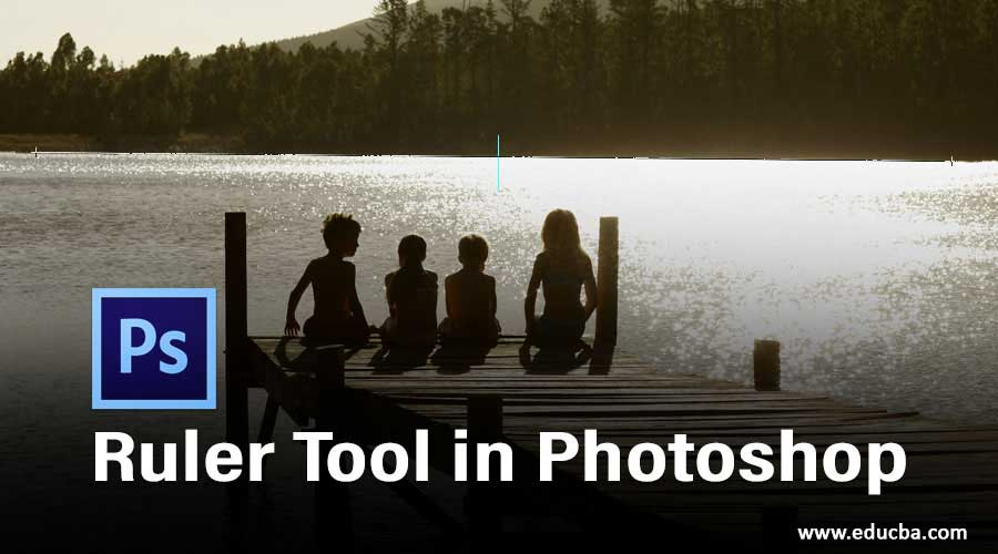 Ruler Tool in Photoshop