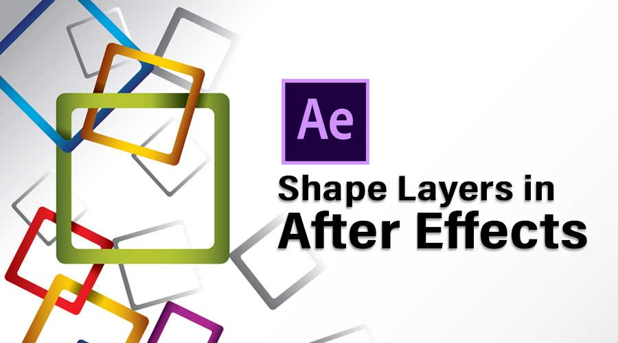 Shape Layers in After Effects