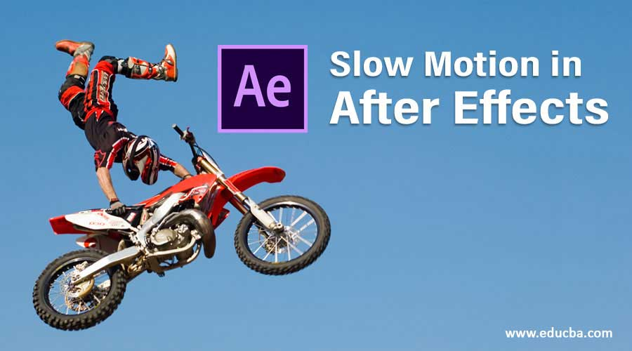 Slow Motion in After Effects