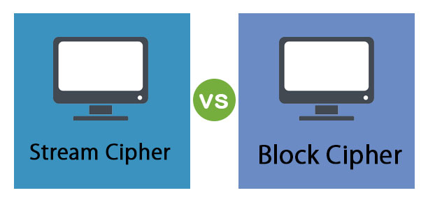 Stream Cipher vs Block Cipher