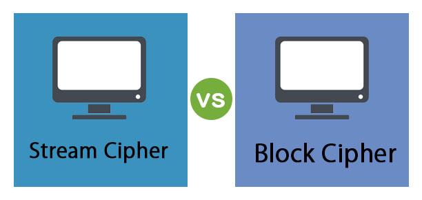Stream Cipher vs Block Cipher